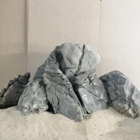 """Натуральный камень """"Серая Гора"""" для оформления аквариумов и террариумов"""