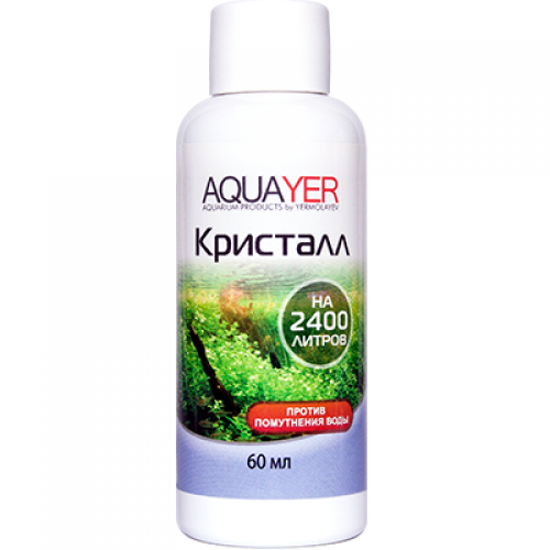 AQUAYER Кристалл 60 мл