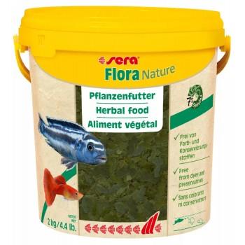 Sera Flora Nature, 10 л (2 кг)