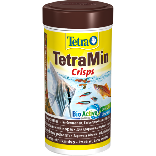 TetraMin Crisps 100мл, Корм для рыб чипсы
