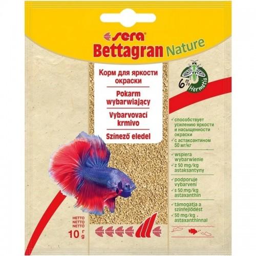 Sera корм для петушков в гранулах BETTAGRAN 10 г.