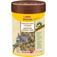 Sera Viformo 100 мл - корм в таблетках для всех видов донных рыб