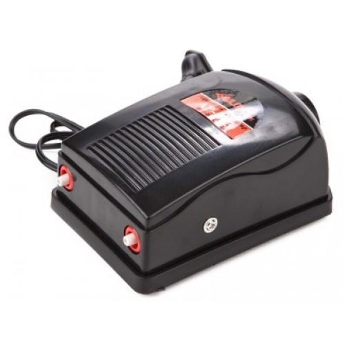Компрессор XILONG AP-003, двухканальный, 5Вт, 2х2,5л/мин