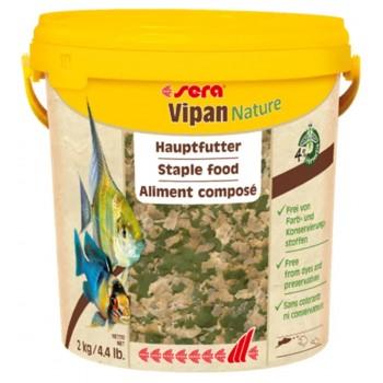 Sera Vipan, крупные хлопья, 10 л (2 кг)