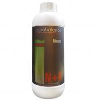 AQUABALANCE PROFESSIONAL PREMIUM Макро  N+K 1 л - удобрение для растений