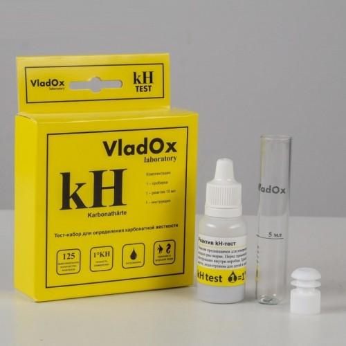 VladOx kH тест, для измерения карбонатной жесткости воды