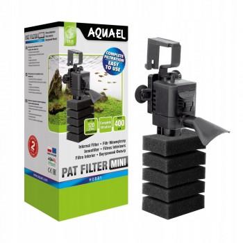 AQUAEL Pat Mini - внутренний фильтр для аквариумов 10 - 120 литров