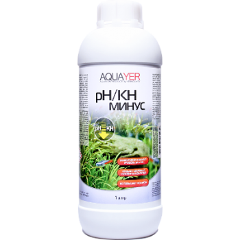 AQUAYER pH/KH минус, 1 L