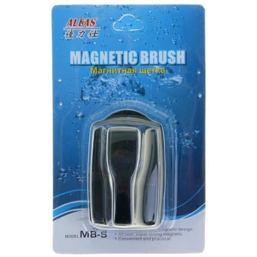 ALEAS Магнитный скребок для эффективной очистки стекол - черный №1