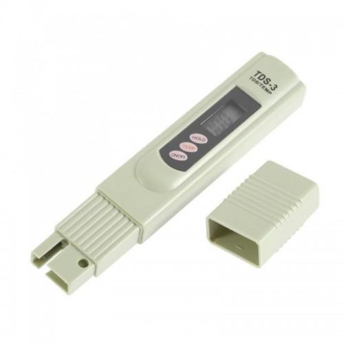 Тестер TDS-3 - цифровой измеритель соли в воде