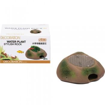 Камень керамический для растений, с решеткой для мхов ISTA