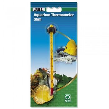JBL Aquarium Thermometer Slim - Тонкий стеклянный аквариумный термометр