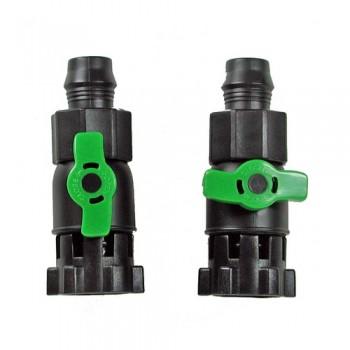 Кран двойной для фильтров EX 400 Plus/600/600 Plus/700/800 Plus