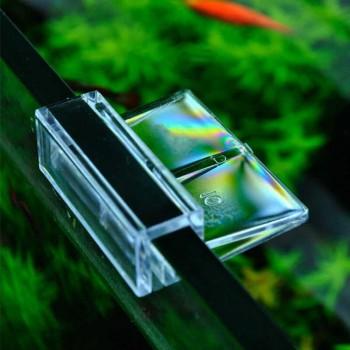Комплект держателей верхнего стекла аквариума Barbus 4 шт