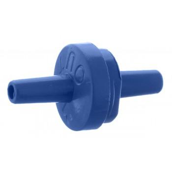 Обратный клапан Barbus синий.