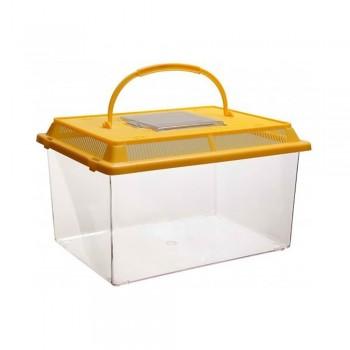 BARBUS BOX 001 Переноска с пластиковой крышкой.