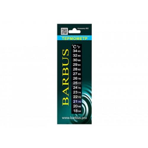 Термометр Barbus  жидкокристаллический 13см