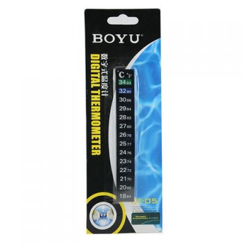 BOYU Термометр - наклейка для аквариума (BT-05)