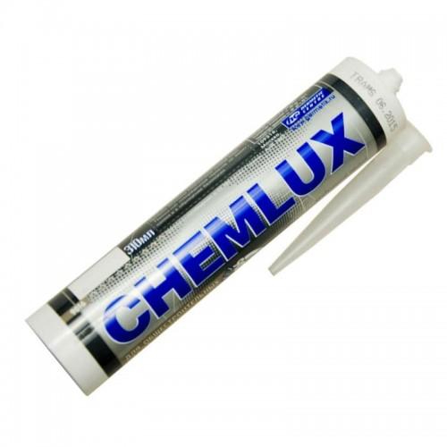 Клей силиконовый Chemlux-9011,  для аквариума, 300мл прозрачный до 400 л