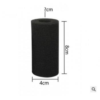 Губка-фильтр предварительной очистки на входной патрубок для внешних фильтров 8*4 см
