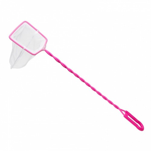 ALEAS Сачок для рыб, розовый