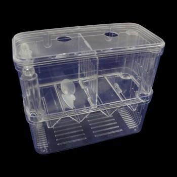 Отсадник для рыб пластиковый 18,5*9*15 см