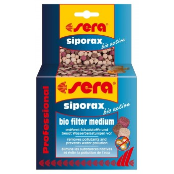 """Sera """"Siporax Bio Active Professional"""", 35 г Наполнитель биологический"""