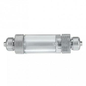 Счетчик пузырьков (СО2) металлический врезной
