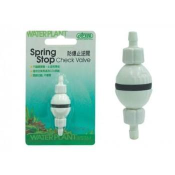 ISTA обратный клапан пластиковый