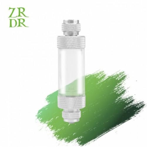 ZRDR Счетчик пузырьков (СО2) металлический врезной (2 в 1)