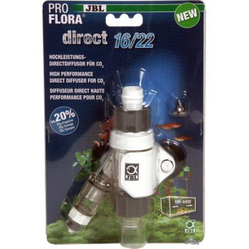 JBL ProFlora Direct 16/22, CO2-диффузор для подключения к внешнему фильтру с диаметром шланга 16/22 мм