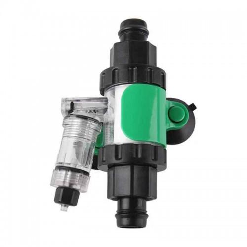 Atman, CO2-диффузор атомайзер для подключения к внешнему фильтру с диаметром шланга 12/16 мм и 16/22 мм