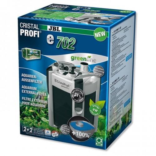 Внешний фильтр JBL CristalProfi e702 greenline