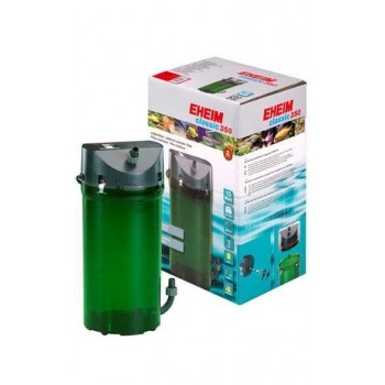 Фильтр внешний EHEIM CLASSIC 2215020 (до 350 л, производительность 620л/ч)