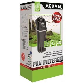 AQUAEL FAN 1 Plus - внутренний фильтр для аквариумов до 100 литров