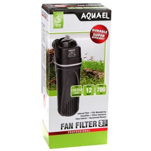 AQUAEL FAN 3 Plus - внутренний фильтр для аквариумов до 250 литров