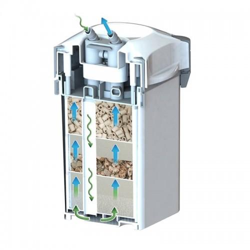 SICCE WHALE 120, 540 л/ч, внешний фильтр, для аквариумов до 120 литров