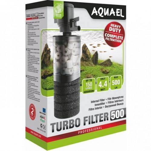 AQUAEL Turbo Filter 500 - внутренний фильтр для аквариумов до 150 литров