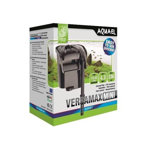 Фильтр внешний AQUAEL VERSAMAX FZN-mini 235л/ч, до 100л