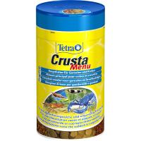 Tetra Crusta Menu - специальный корм для раков и креветок 4 вида корма