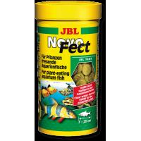 JBL NovoFect - Корм в форме таблеток для растительноядных рыб, 250 мл. (400 шт.)