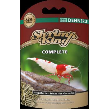Dennerle Shrimp King Complete, 30г, Корм для креветок премиум класса