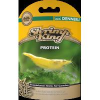 Dennerle Shrimp King Protein, 45g, Корм для креветок премиум класса