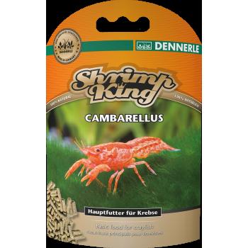 Dennerle Shrimp King Cambarellus, 45г, Корм для раков премиум класса