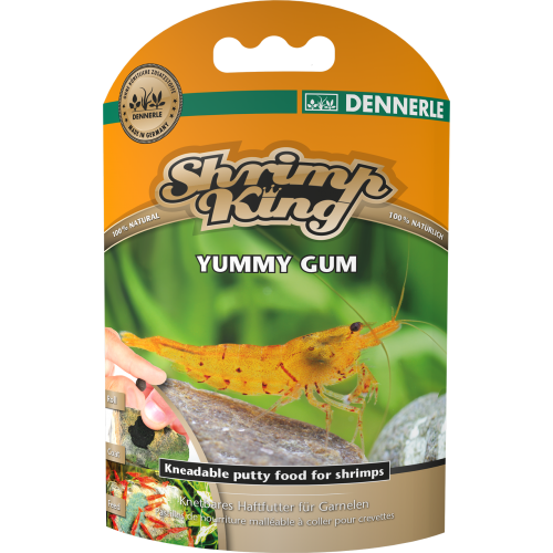 Dennerle Shrimp King Yummy Gum корм