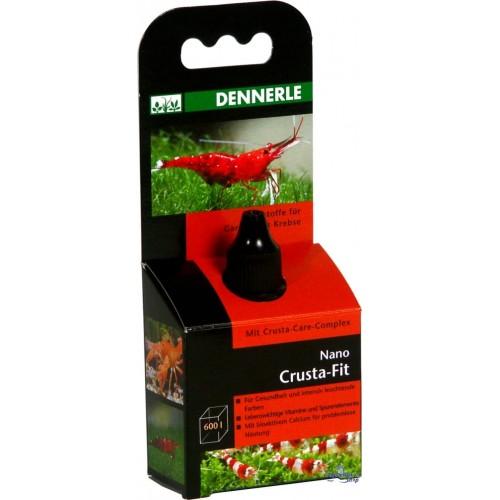 Dennerle Nano Crusta-Fit, жизненно важные вещества для креветок и раков с комплексом Crusta-Care 15 мл