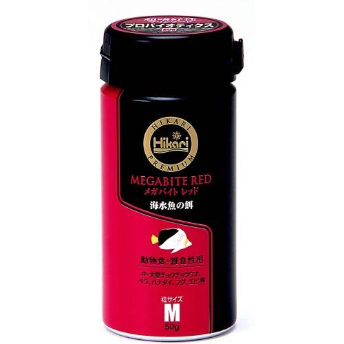 Hikari Megabite Red - 50 гр