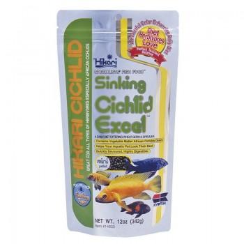 Hikari Sinking Cichlid Excel - 342 гр