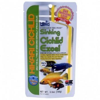 Hikari Sinking Cichlid Excel - 100 гр