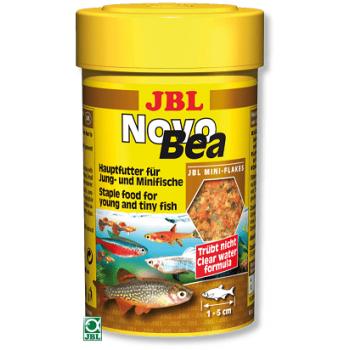JBL NovoBea 100мл Корм для гуппи и других маленьких аквариумных рыб
